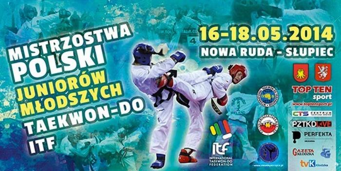 Wyjazd na Mistrzostwa Polski Juniorów Młodszych do Nowej Rudy