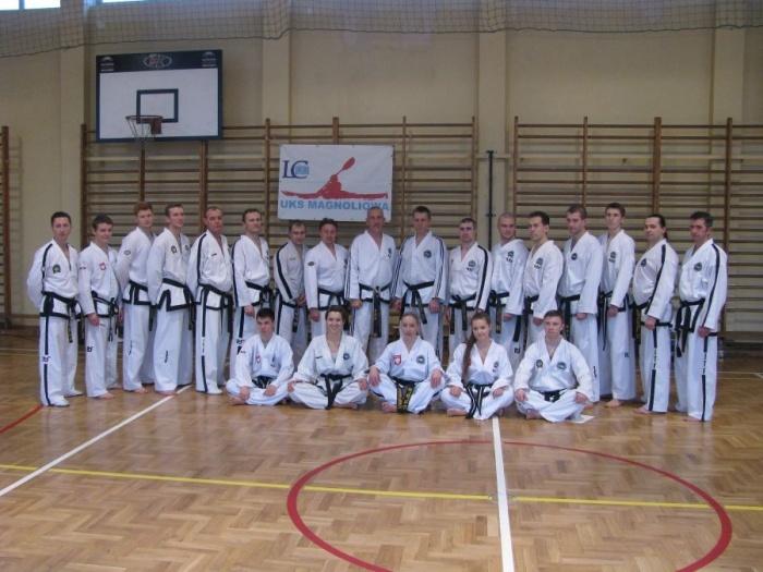 Kurs szkoleniowy przed egzaminem na stopnie mistrzowskie w Lublinie