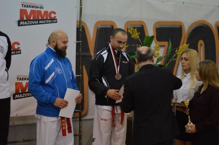 Masters Mazovia Cup i Mistrzostwa Polski Weteranów Taekwon-do