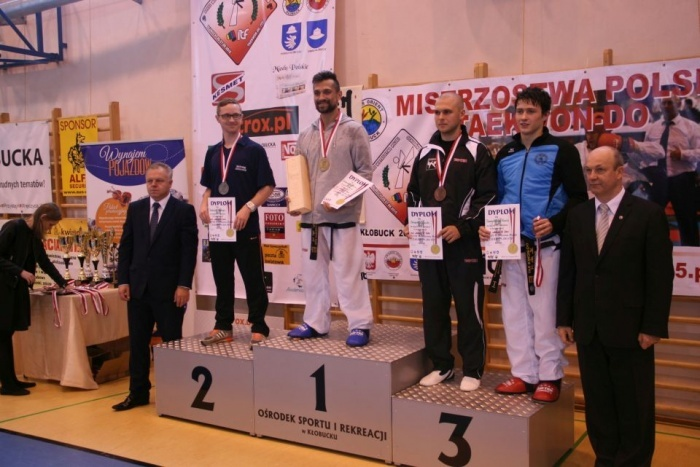 Mistrzostwa Polski Seniorów w Kłobucku