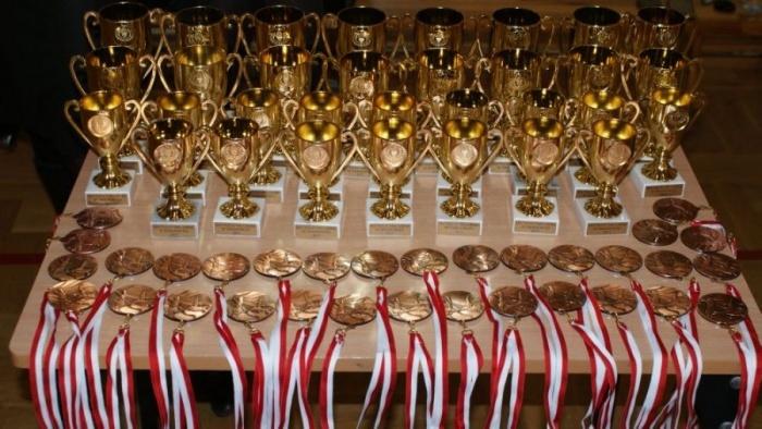 Mistrzostwa Powiatu  i egzaminy
