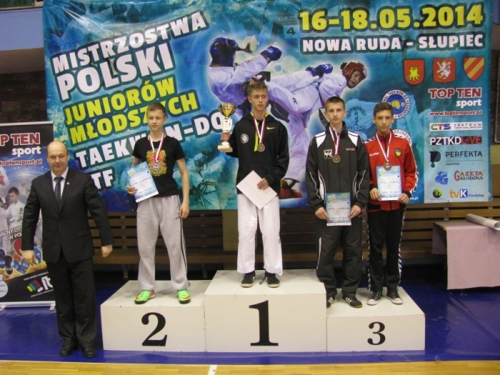 Mistrzostwa Polski Juniorów Młodszych w Nowej Rudzie